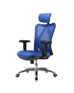 M20 OFFICE CHAIR M20-TAS-DK BLUE