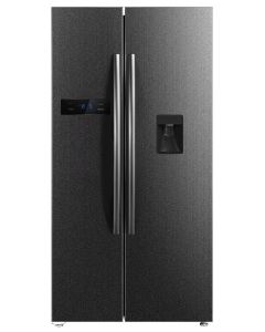 TOSHIBA SIDE BY SIDE FRIDGE GRRS682WEPMX