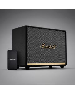 MARSHALL BLUETOOTH SPEAKERS WOBURN II BT BLACK
