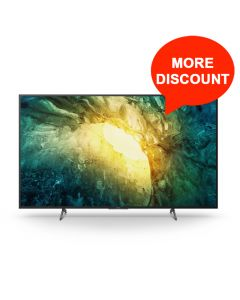 "SONY 55"" 4K ANDROID TV KD-55X7500H"
