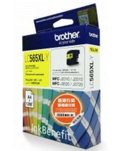 BROTHER CARTRIDGE YELLOW LC565XLY